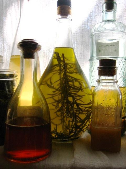 Honeys, vinegars and Oils oh my!